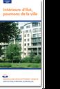 De info-folders van Stedenbouw: binnenterreinen van huizenblokken groene stadslongen