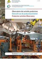 L'observatoire des activités productives - n°1