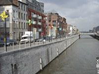 Subventions pour la promotion de l'utilisation de la voie d'eau