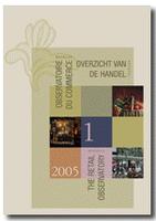 Observatoire du commerce - 2005